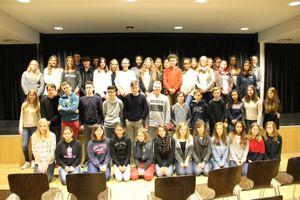 Austauschschüler aus Frankreich