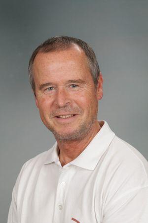 Hausmeister Dirk Rogas