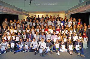 Der Abiturjahrgang 2018