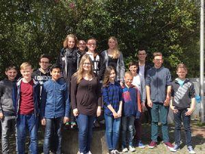 Die Schülervertretung der KGS Neustadt