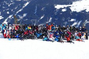 Auf die Skier - fertig - los!