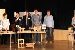 Vorstellung des Fachbereichs Holztechnik