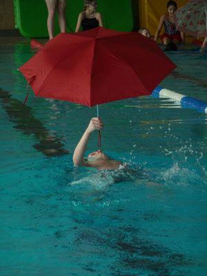 Regenschirmstaffel