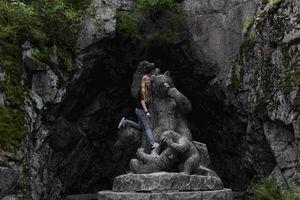 Besuch des Aulanko-Nationalparks