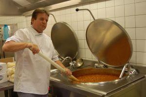 Chefkoch Rainer hier wird selbst gekocht!