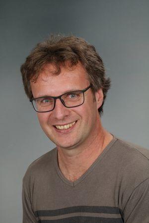 Hausmeister Christoph Misera