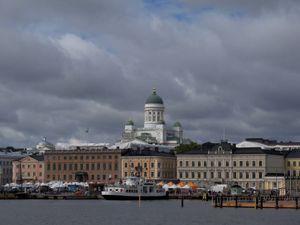 Helsinki-Sightseeing by boat
